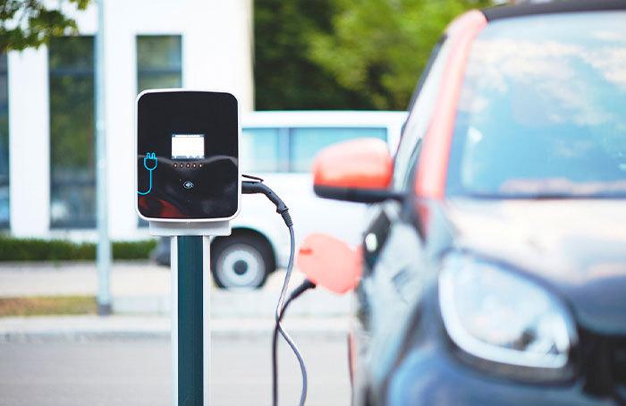 abastecimento de carros elétricos